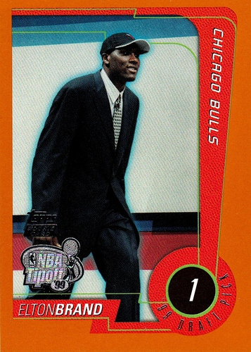 1999-00 Topps Tipoff #115 (1)