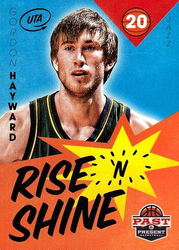 2012-13 Past & Present Rise 'N Shine #078 (1)