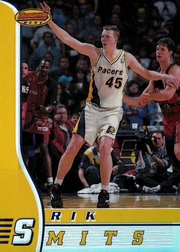 1996-97 Bowman's Best Refractor #023 (1)