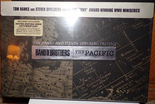 Band of Brothers-The Pacific
