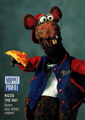1993 Cardz Muppets #33 (1)