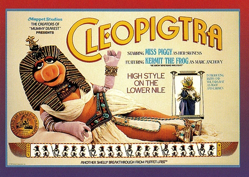 1993 Cardz Muppets #59 (1)