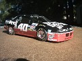 Kenny Wallace Dirt Devil Pontiac 003
