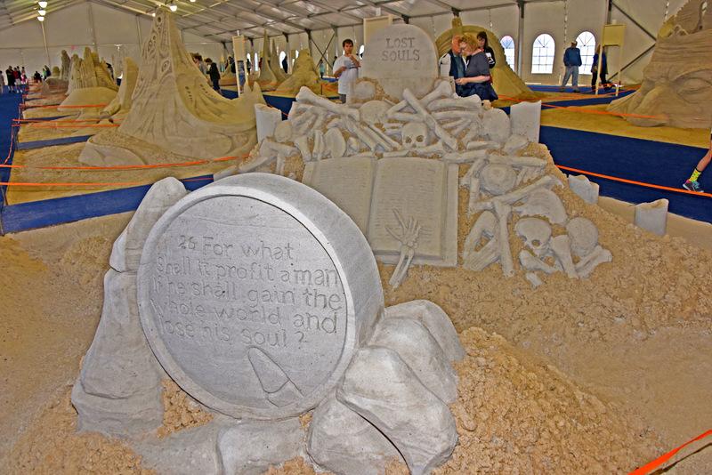 Sand Sculptures 2015 072