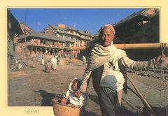 Nepal - Newari Man PE