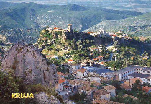 Albania - SKANDERBEG CASTLE