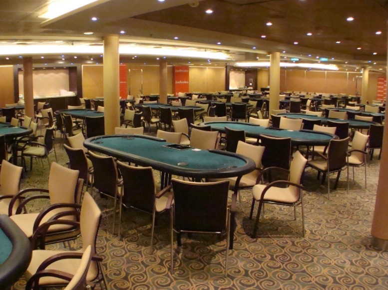 Poker freedom of the seas
