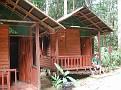 Huts at Selai