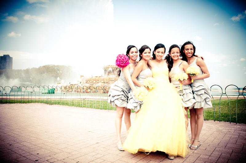 Chicago Cotillion Quinceanera