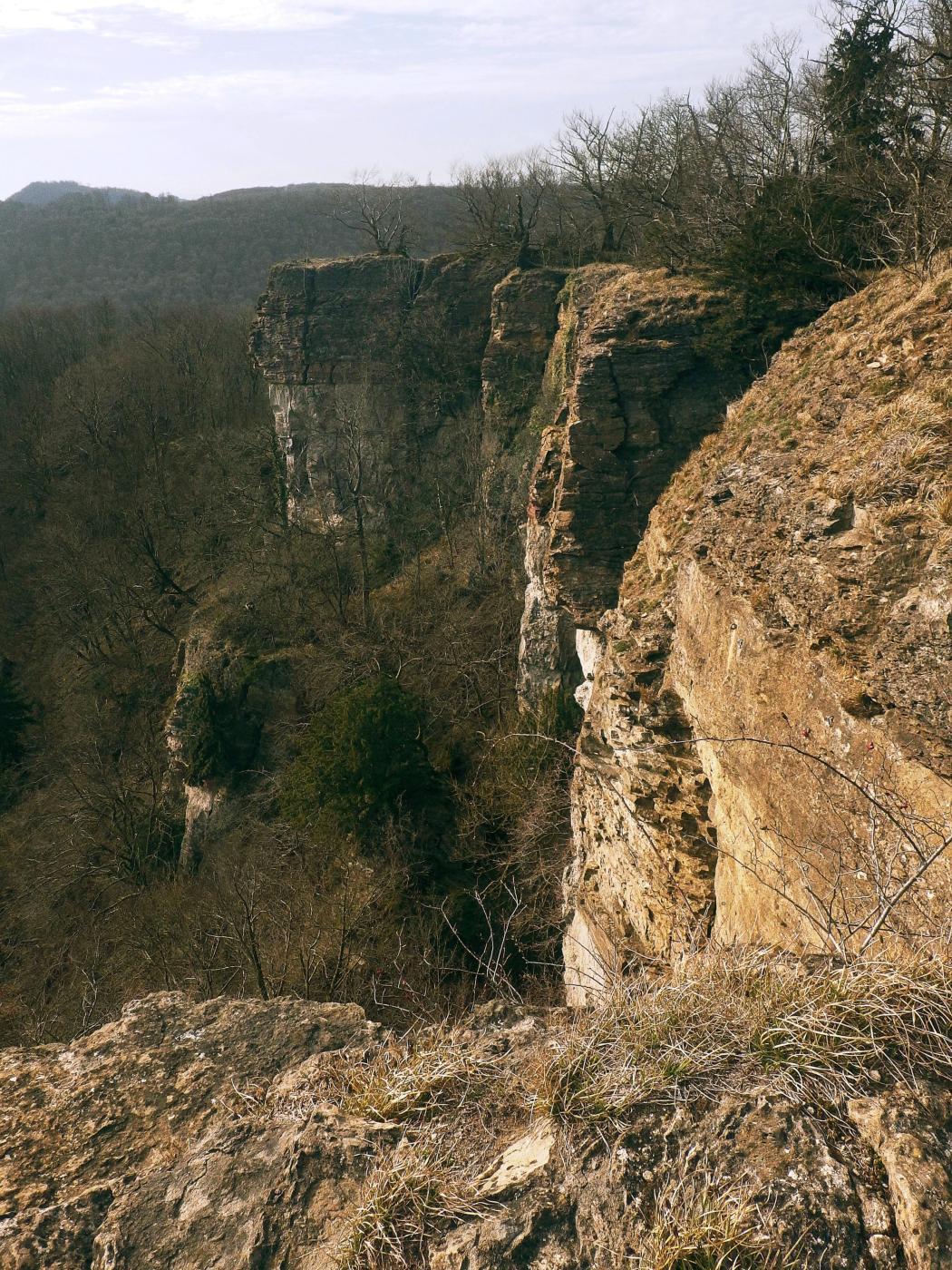 Klippen Hirschsprung