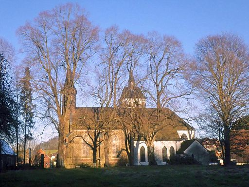 St. Lucia Kirche Merlsheim
