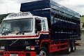 G41 OKS   Volvo FL7 6x2 rigid livestock truck