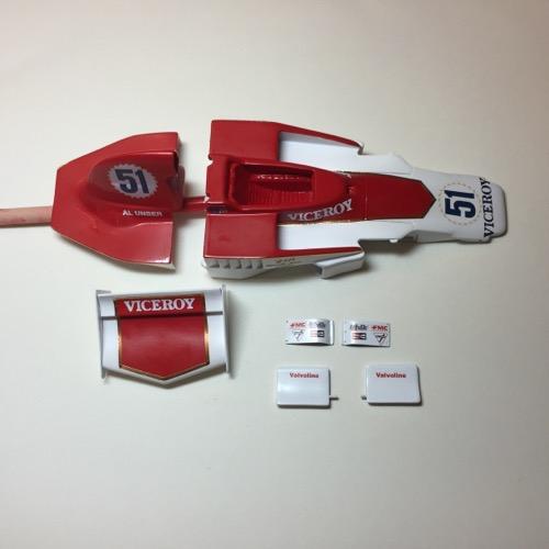 Lola T-332 Formula 5000 Car, VPJ- Al Unser 03465030483828-vi