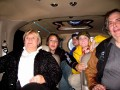 Dary's Birthday: Inside the Limo