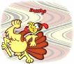 Bump-gailz-Run Turkey Run jdi