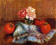 Roses and Persimmons [c.1920]