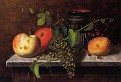 Still Life with Fruit and Vase [1881]