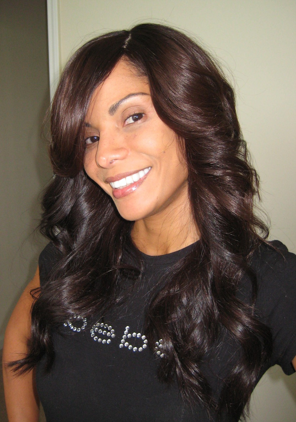 Photo Extensions Plus Closure With Zig Zag Ep Hair Layered And
