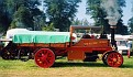 1913. Works number 4086. Registration M 4848. Colonial Tractor.