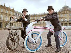 1817 - 2017 *** 200 Jahre Fahrrad ***