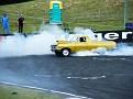 Holden HR Burn Out 001