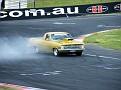 Holden HR HOON Burn Out 002