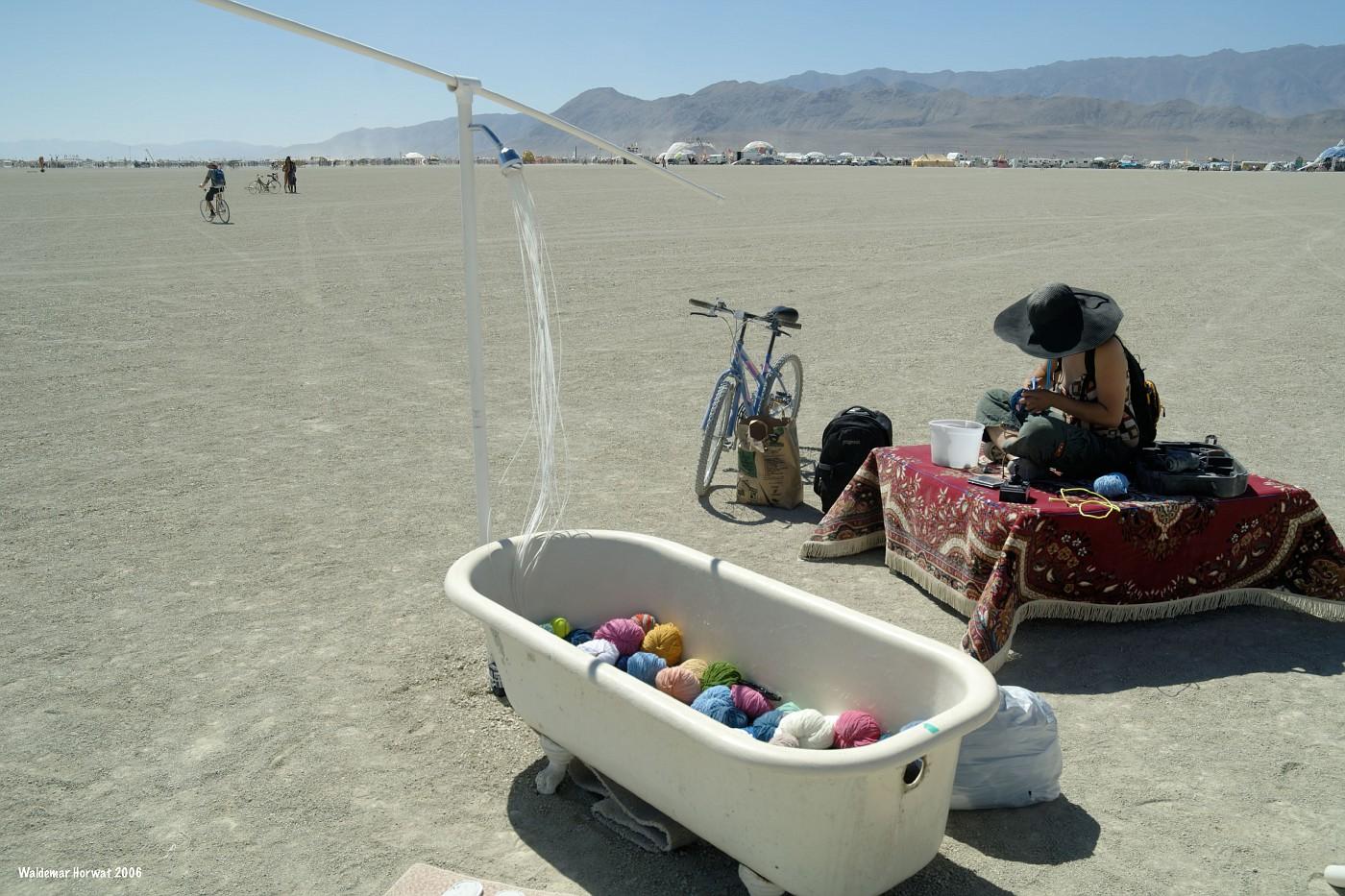 Bathtub of Tribbles