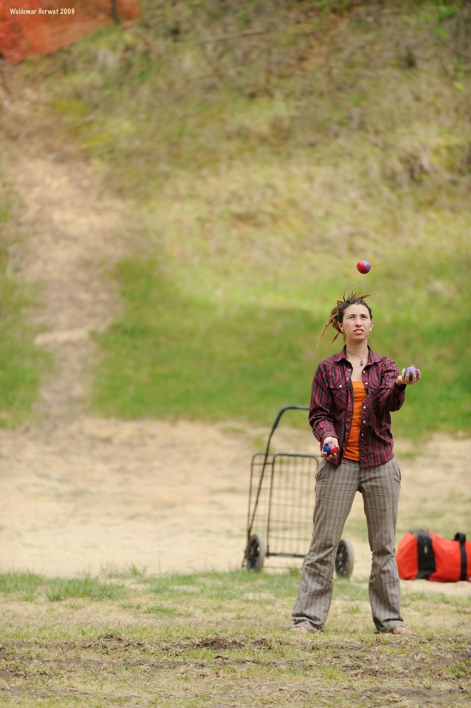 Juniper Juggling