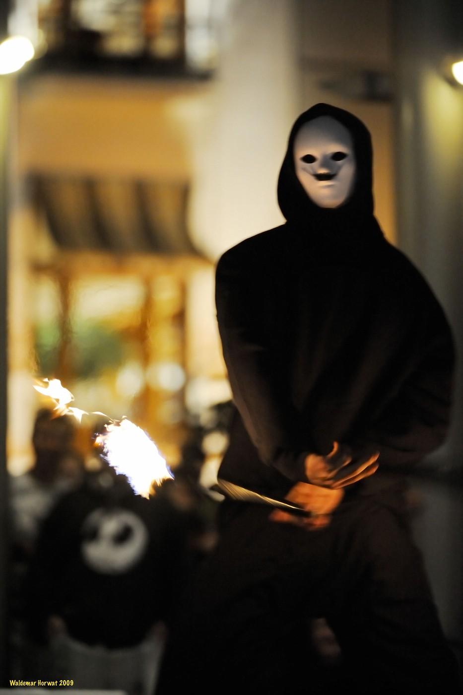 Masked Poki