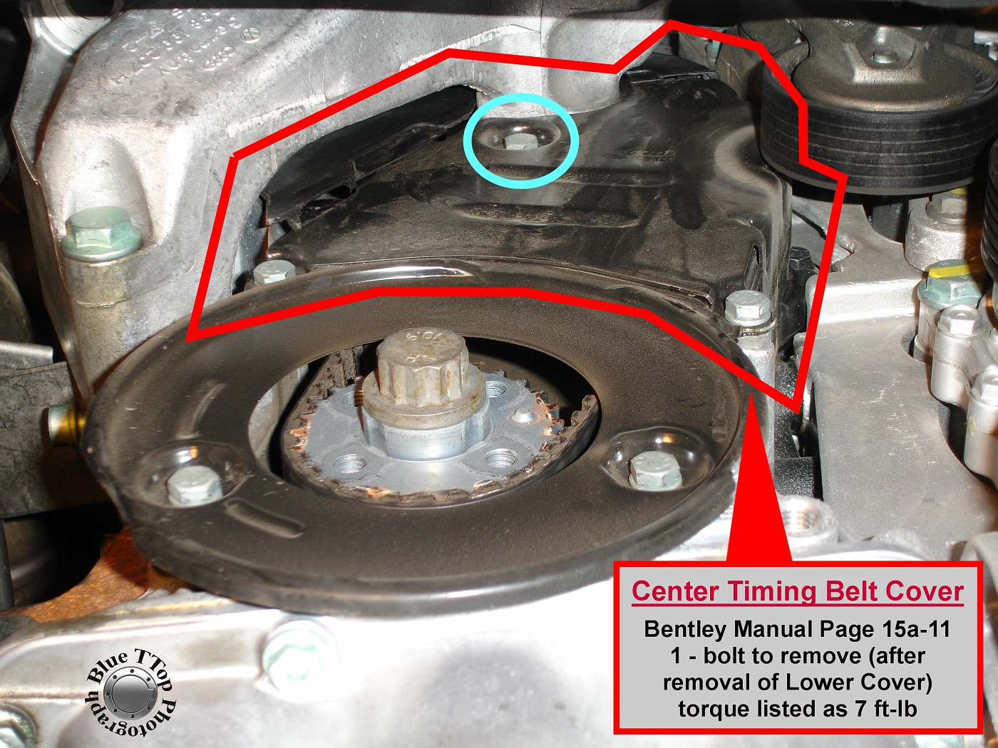 Timing Belt Replacement Writeup With 61 Pictures And 44 Steps Fix Car Dsc05860a Vi