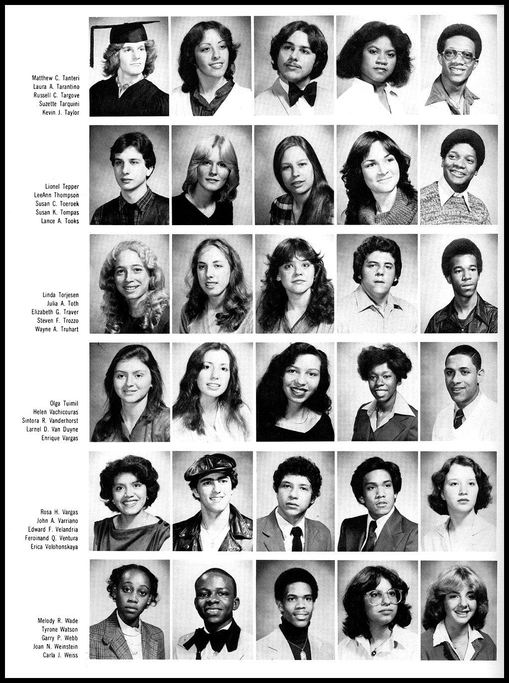 Pleasing 1980Yearbook258 Vi Hairstyles For Men Maxibearus