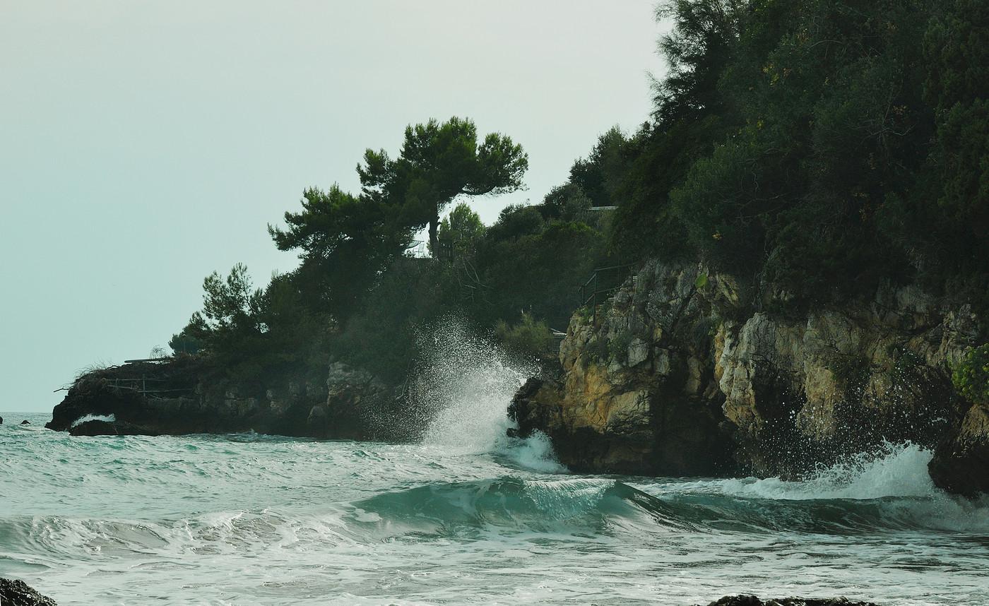 Гаэта Италия Мыс Gaeta Italy Cape DSC4044 1
