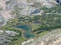 Hungabee Lake