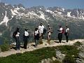 """Vue du Massif """"Mont Blanc"""""""
