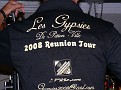 Gypsies T-shirt 2008