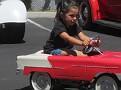 Take a kid to a car show