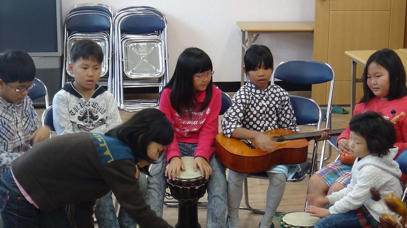 nov 11 - korea- music therapy