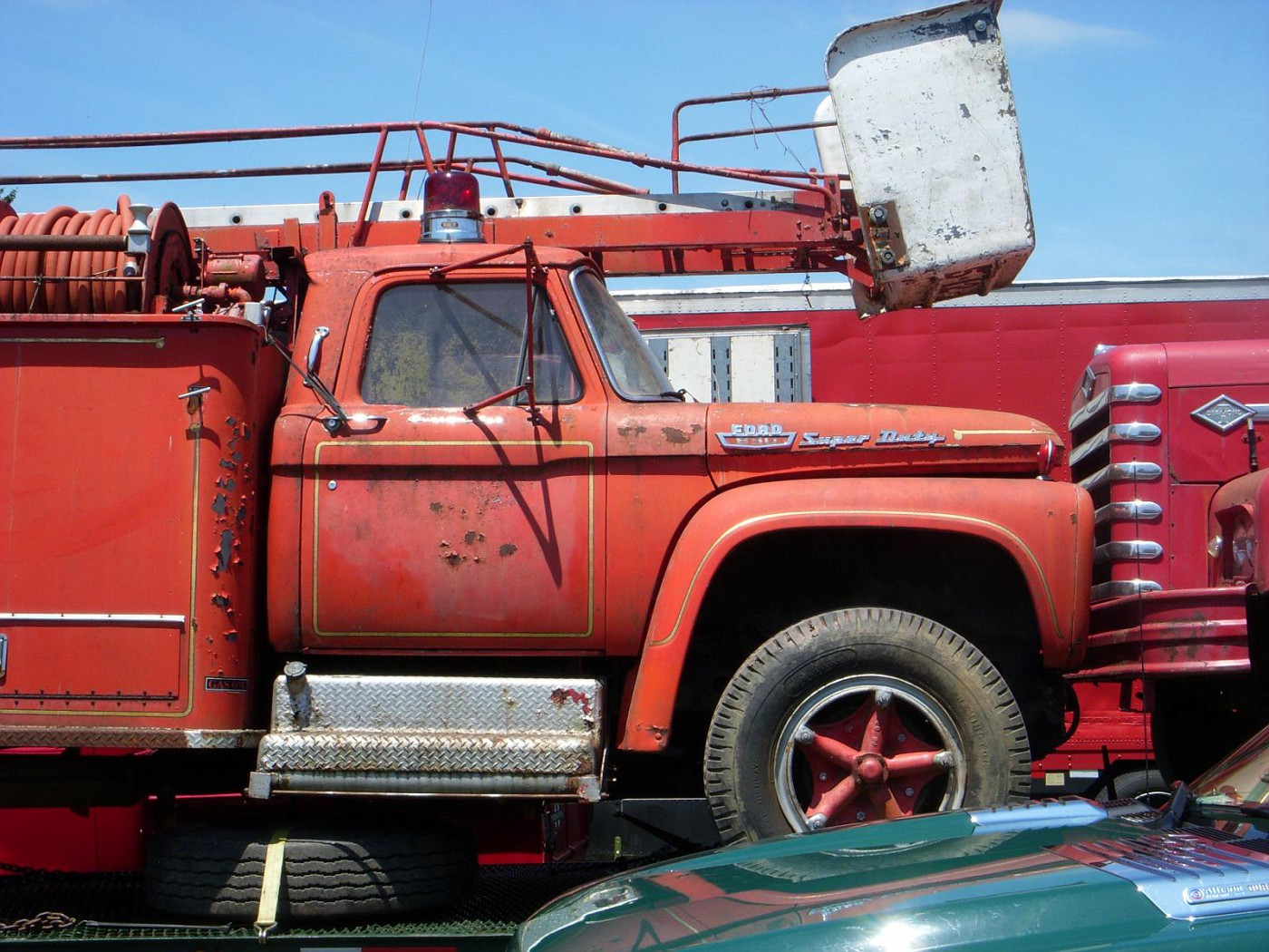 Photo: Ford F850 @ Macungie truck show 2012 VP photo ...