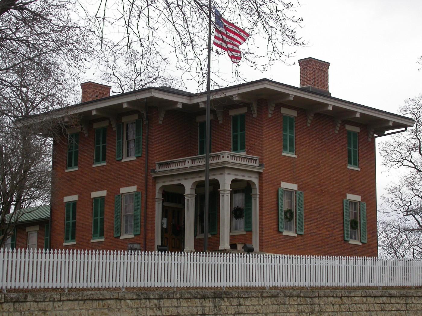 Grant's home