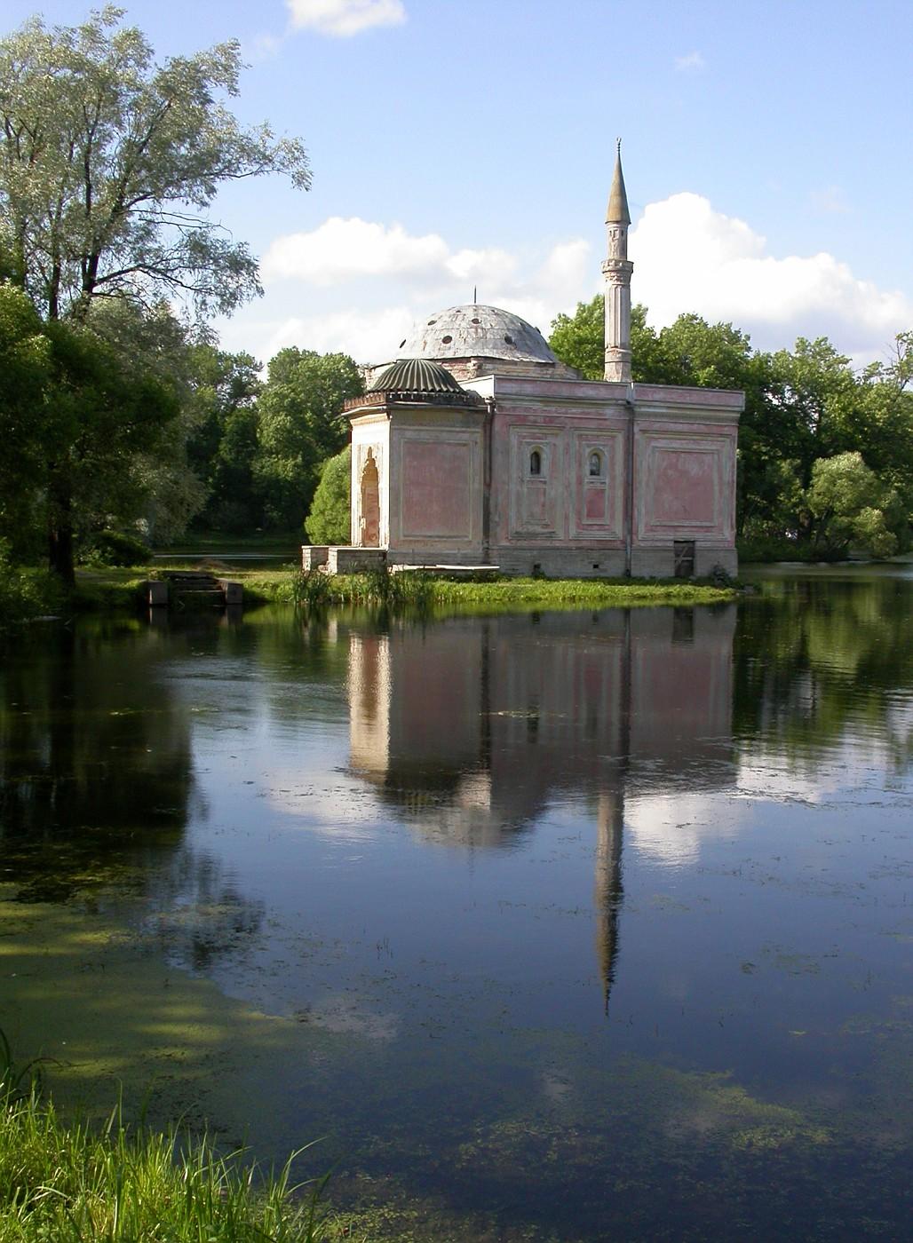 Турецкая баня - the Turkish Bath