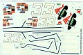 Monogram 1985 Harry Gant 747