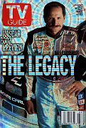 TV Guide 2002 2-16-22 Dale Earnhardt