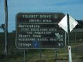 Wellington to Mumbil roadsign