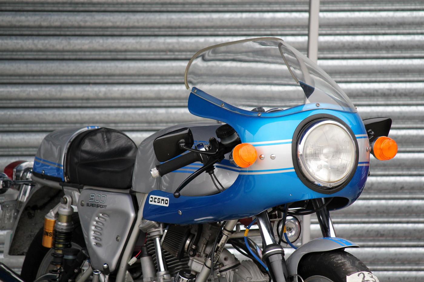 Ducati Show N Shine Day 037 Ducati 900 desmo super sport