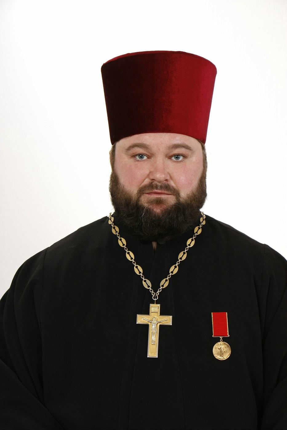 Протоієрей Ігор Чорний