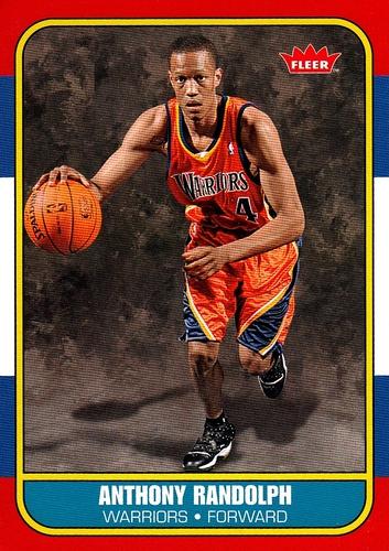 2008-09 Fleer 1986-87 Rookies #86R-175 (1)