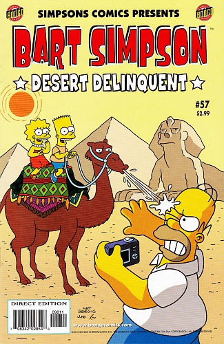 Bart Simpson #057