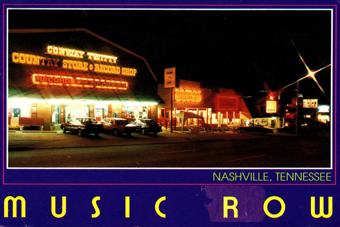 Nashville Music Row