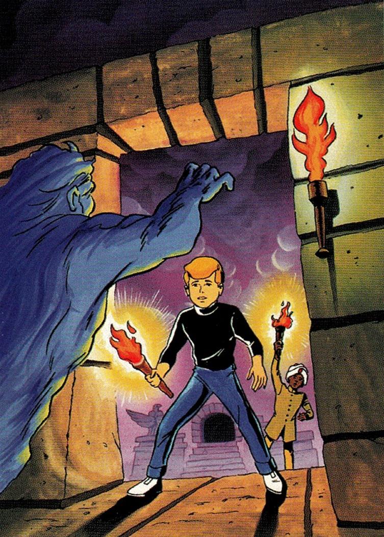 Hanna-Barbera Legends #45 (1)