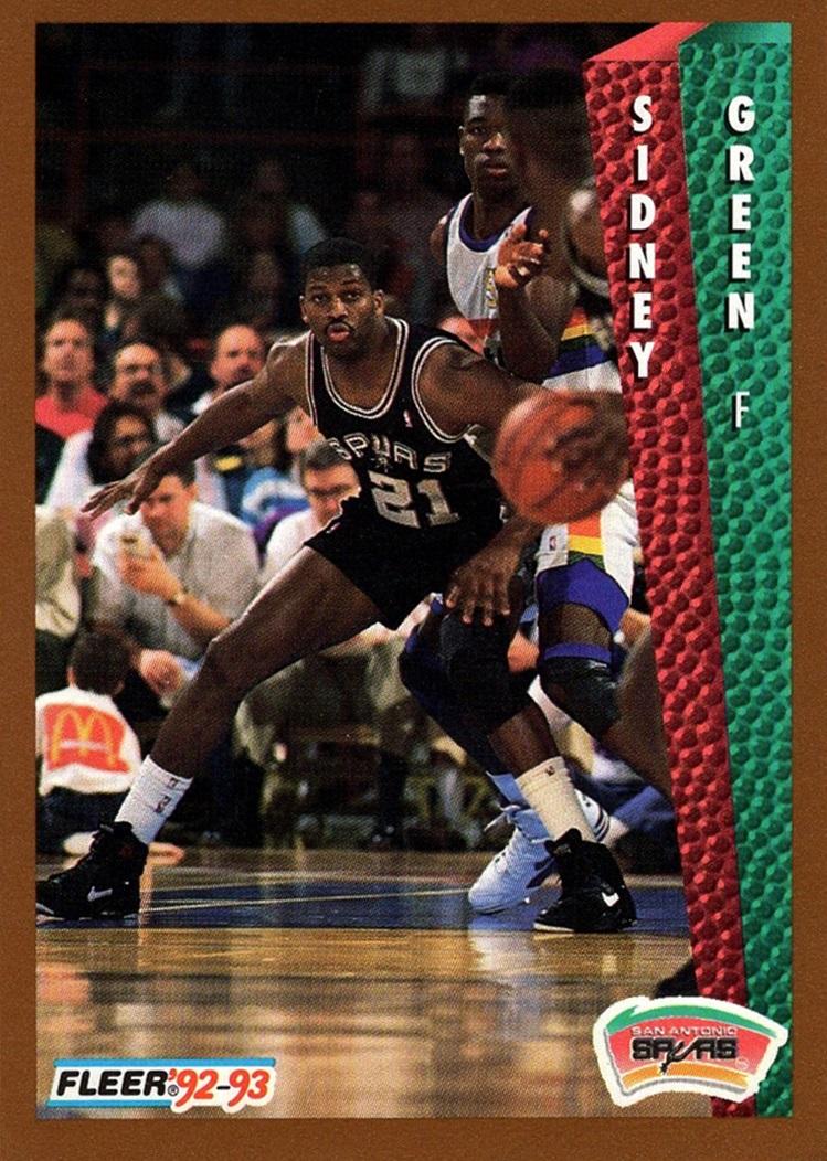 1992-93 Fleer #428 (1)